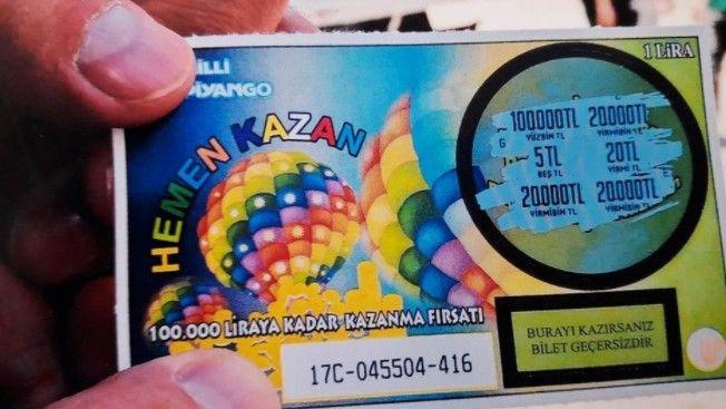 Kazı Kazan'dan Her Hafta 100 TL Bonus