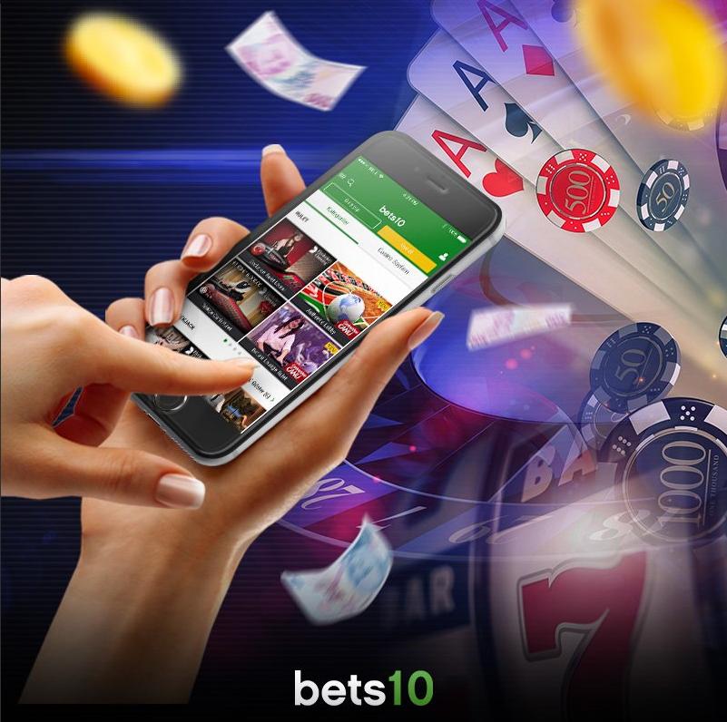 Bets10 Canlı Casino'da Her Cuma 1000 TL Bonus